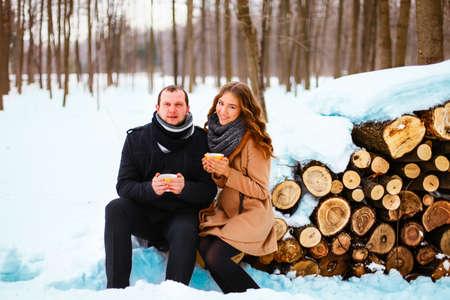 Couple. photo