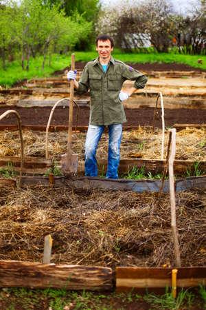 Садоводство. Фото со стока