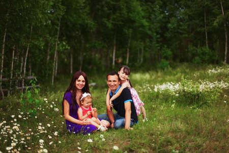 Семья: Семья. Фото со стока