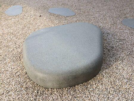 Step stone background