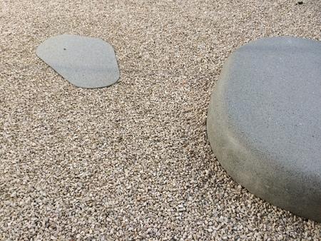 Step Stone Stock Photo