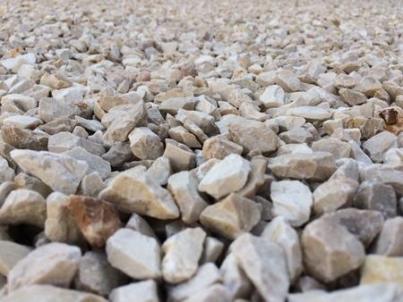 Pebbles closeup Stock Photo