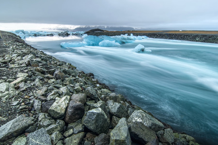 grindavik: Icelandic river