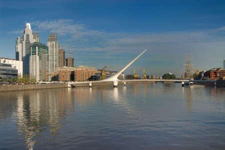 Puerto Madero, touristic destination in Buenos Aires, Argentina Stock Photo - 3293067