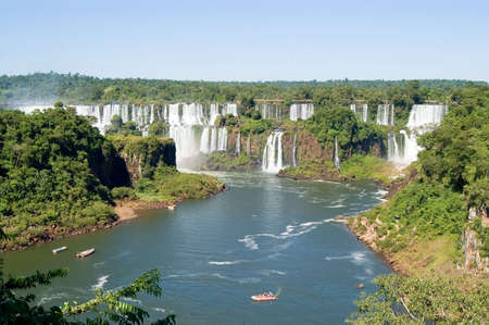 Iguazu Falls Stock Photo - 3315274