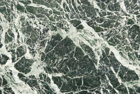Texture of dark green marble