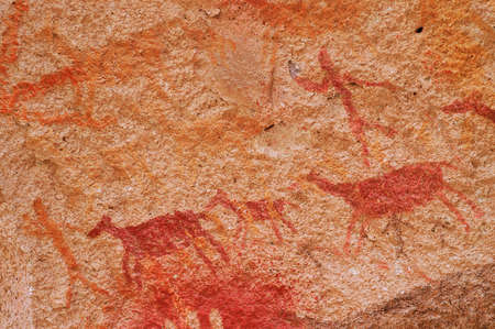 patagonia: Ancient Cave Paintings in Patagonia