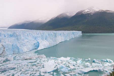 perito: Perito Moreno Glacier in Patagonia