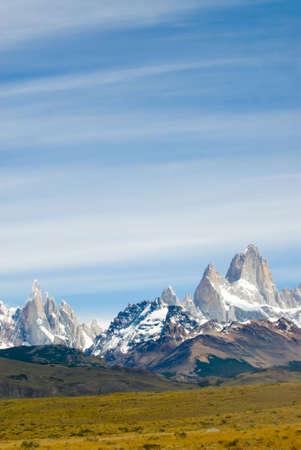 los glaciares: Monte Fitz Roy, il Parco Nazionale Los Glaciares