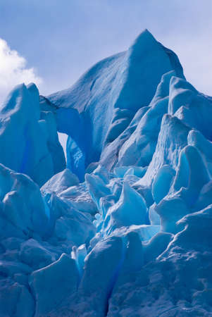 Glacier Ice  photo