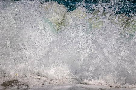 sea waves, close up, beauty water waves spray