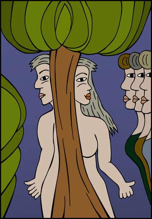 cubismo: Ocultar