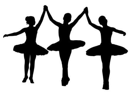 Ballet Stock Vector - 3913933