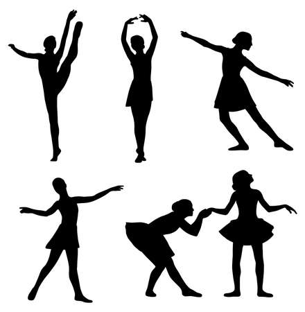Ballet Stock Vector - 7305711