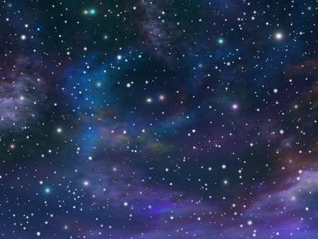cosmic: Universe Stock Photo