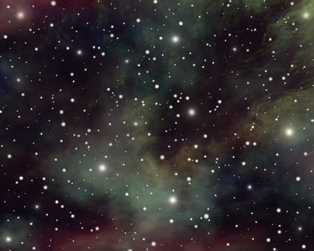 dusty: Universe Stock Photo
