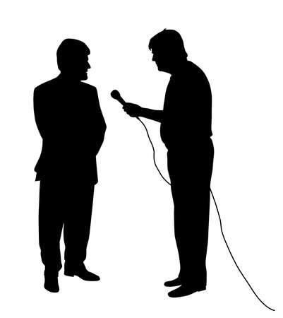 reportero: Entrevista