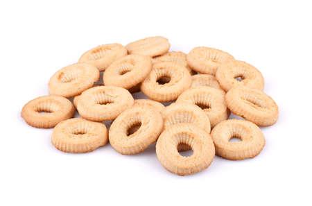 Tea cookies photo