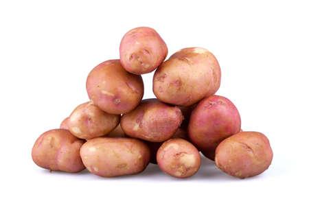 russet potato: Fresh potatoes
