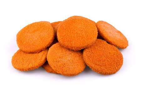 Fishcake burgers
