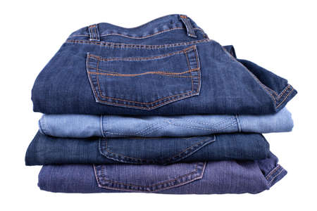 bluejeans: Jeans Stock Photo