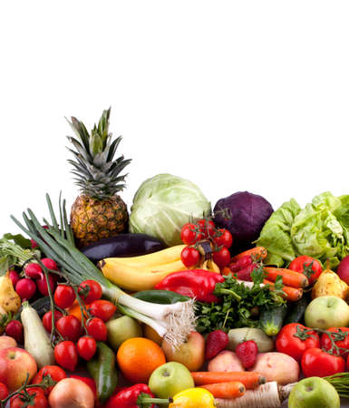 mixed fruits: Fruits and vegetables