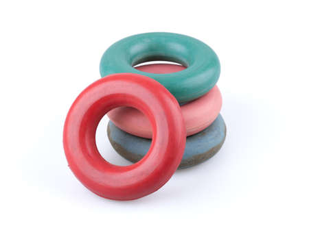 hand grip: Rubber hand rings trainers