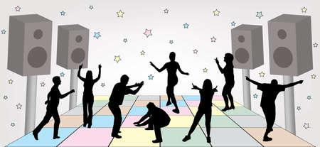 dancefloor: Party