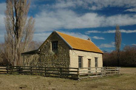 Historic Farm House Zdjęcie Seryjne
