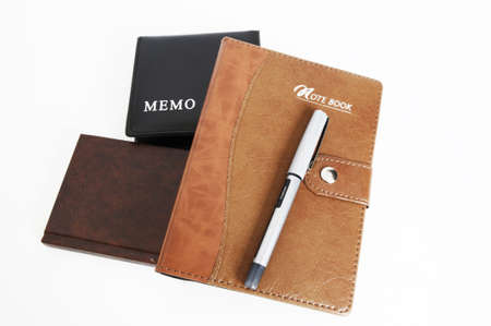 Friendship of notebooks, notebooks, diaries  memorabilia with silver pen