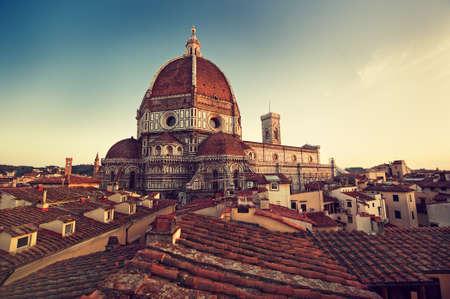 Florence ,Santa Maria del Fiore , Firenze, Italia photo