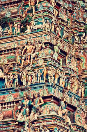 tamil nadu: India, Kapaleeswarar temple in Chennai, Tamil nadu