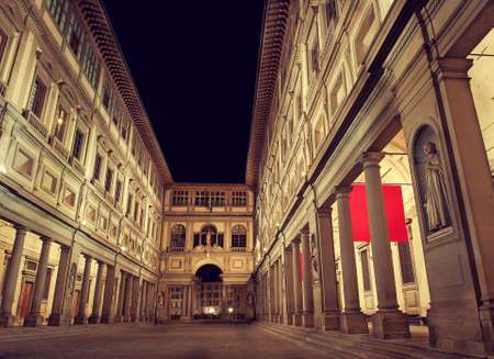 italia: gallery uffizi, Florence, Italy,  Firenze, Italia