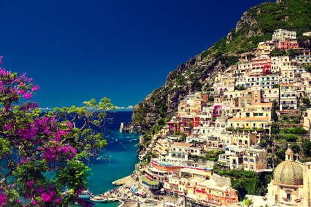positano: Italy, Amalfi coast, Positano