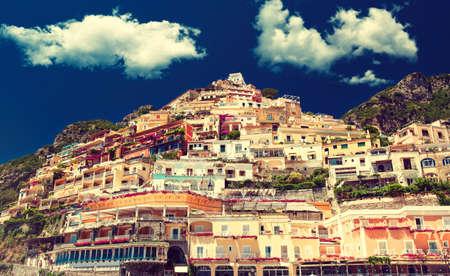 amalfi: Italy, Amalfi coast, Positano