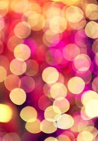 glare: Glare. Out of focus multicolored spots of light. Boke.