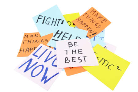 Best the Best write on board with background other motivational quotes Stock Photo - 10700070