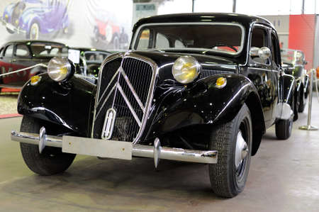 traction: Citroen Traction Avant