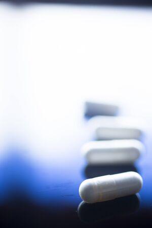 �xtasis: Multivitamin mineral pills health food supplements.