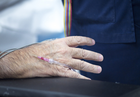 orthopaedics: Hand and arm surgery orthopedics operation emergency operating room photo.