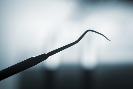 Instrumentation: Dentists dental instrumentation Stock Photo