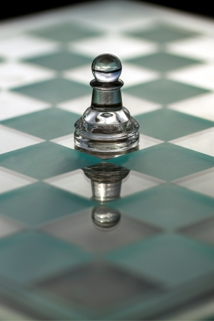 amalgamate:  Pawn chess piece - business concept series - small business, grow, strategy, mentor, coach, success, win  Stock Photo