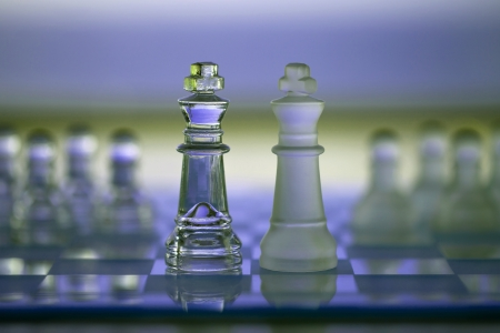 amalgamate: Chess pieces - business concept series - strategy, intelligence, power, merger, competition, leadership, team, player, win, survive.