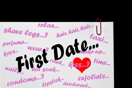 first date: Sign for First Date - Relationships - Differences Between The Sexes - Woman