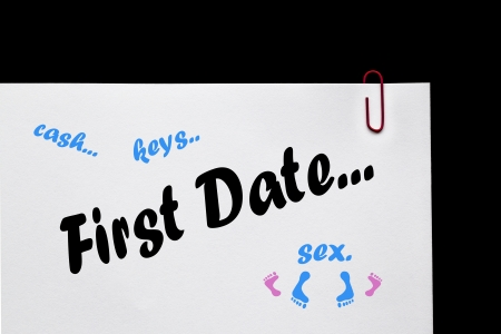 sexes: Sign for First Date - Relationships - Differences Between The Sexes - Man
