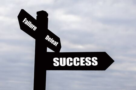 Way to Success, Not Failure for Business or Life! photo