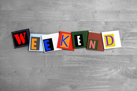 Weekend - segno