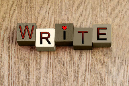 novelist: Write Sign, love for creative writing, for writers and authors and education.