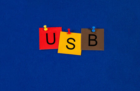 external: USB, memory stick, sign series for external drives, computers and technology terms.