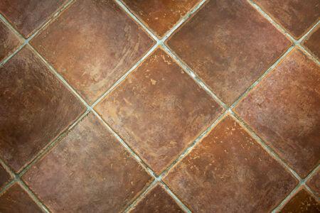 石タイルの床、背景テクスチャ